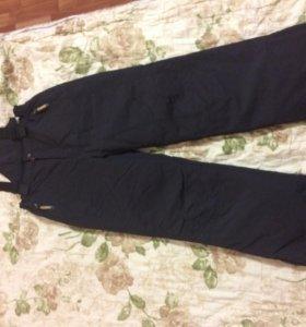 Зимние штаны,полукомбинезон