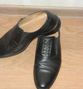 Полицейский туфли