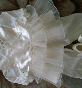 Платье для самых маленьких модниц