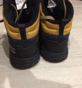 Мужские ботинки, зима. Размер евро 45 ( на наш 44)