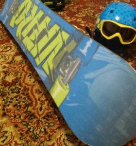 Полный Комплект для сноубординга для ребенка