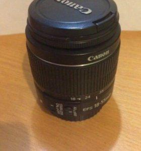 Объектив canon для зеркальных фотоаппаратов