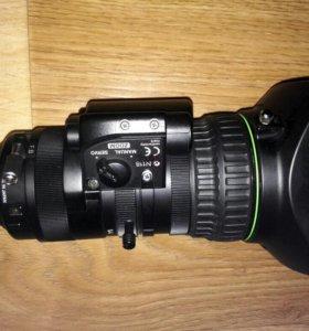 Съемный объектив к камере canon xl