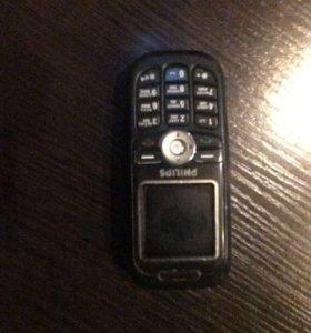 Телефон на запчасти Philips