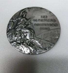 Наградная олимпийская медаль Amsterdam 1928