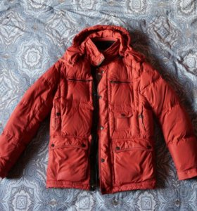 Куртка зимняя Tom Farr ( красный ) размер S