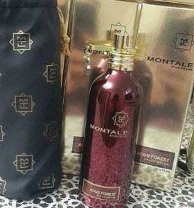 Духи Montale Paris Aoud Forest