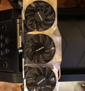 Видеокарта GIGABYTE GeForce GTX 470, 1.3Гб, GDDR5