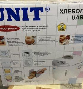 Хлебопечь unit UAB 817