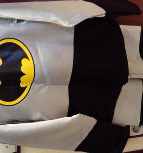 Новогодний костюм Batman