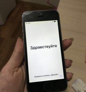iPhone 5S БЕЗ ОБМЕНА