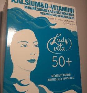 Витамины леди 50 плюс для женщин