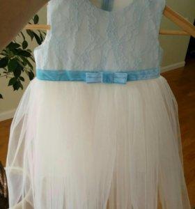 Детское платье Новое