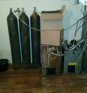 Оборудование пивное и холодильники
