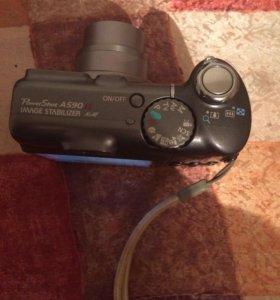Фотоаппарат Canon a590