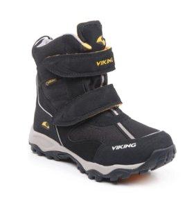 Viking, зимние ботинки для мальчика