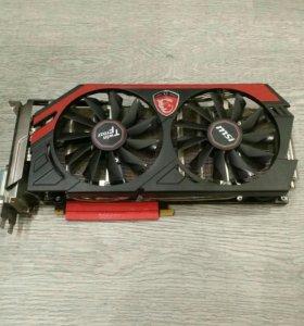 MSI GeForce GTX 770 Gaming OC 2Gb