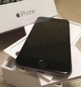 iPhone 6 отличный 5+