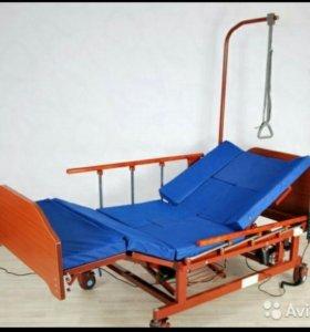 Кровать медицинская функциональная с электропривод
