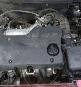 Двигатель 1.5, 16-ти клапанный
