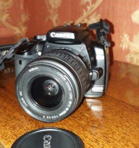 Фотоаппарат Canon 400D б/у
