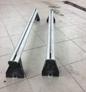 Оригинальные рейлинги-багажник Опель астра Н