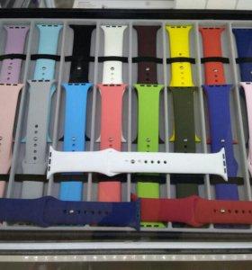 Ремешки для часов Apple Watch 38 и 42mm