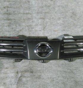 Решетка радиатора Nissan Wingroad Y11 2003 рестайл