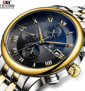⌚ Модные часы скелетоны.