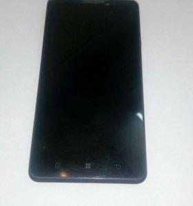 Дисплей и тачскрин для телефона Леново p780