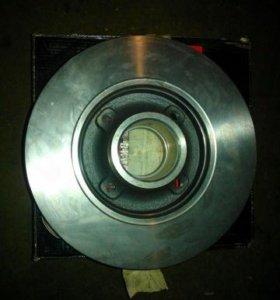 Диск тормозной задний Citroen/Peugeot 4249.34