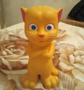 Интерактивный кот ТОМ.