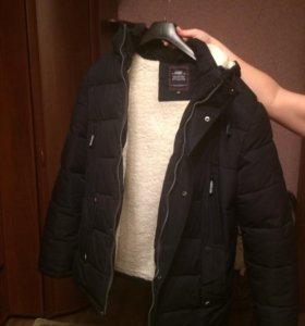 Куртка мужская,новая одевали 2 раза