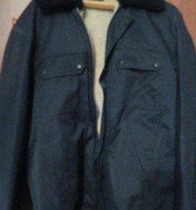 Куртка на натуральном меху 48-50
