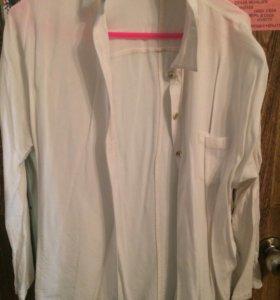 Белые рубашки