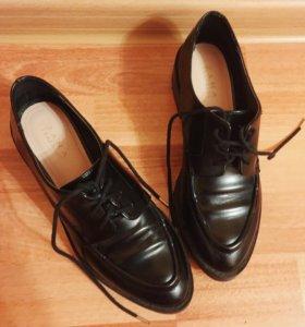 Туфли, ботинки Zara