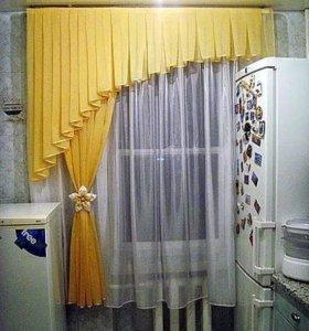 новые готовые шторы большой выбор