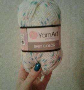 Пряжа детская Yarn Art