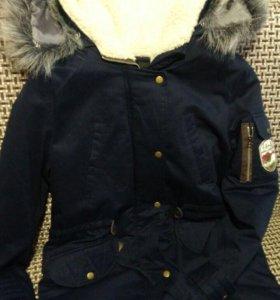 Куртка (Парка) Новая!