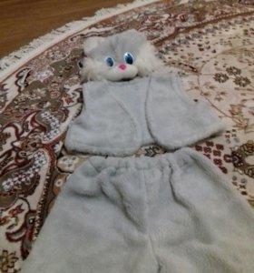 Прокат костюма зайца