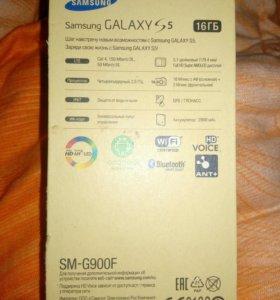 Самсунг S5