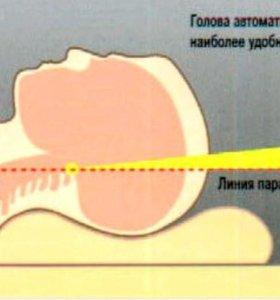 Ортопедическая подушка из Финляндии