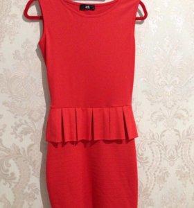 Платье красное 👗
