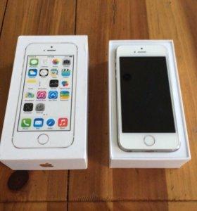 iPhone white 5s 16g