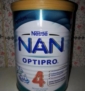 NAN optipro 4
