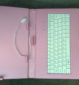 Чехол для планшета с клавиатурой 10 дюймов