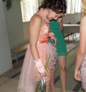 Платье, туфли, сумка