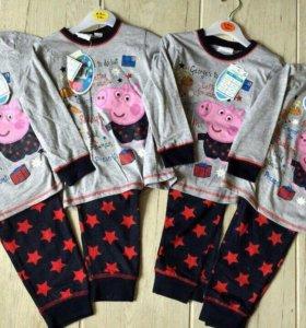 Пижамки на мальчиков