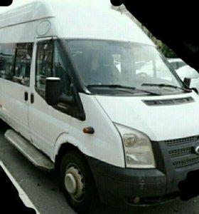 Микроавтобус,автобус,Ford ,маршрутка