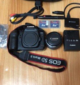 Фотоаппарат Canon5D mark2